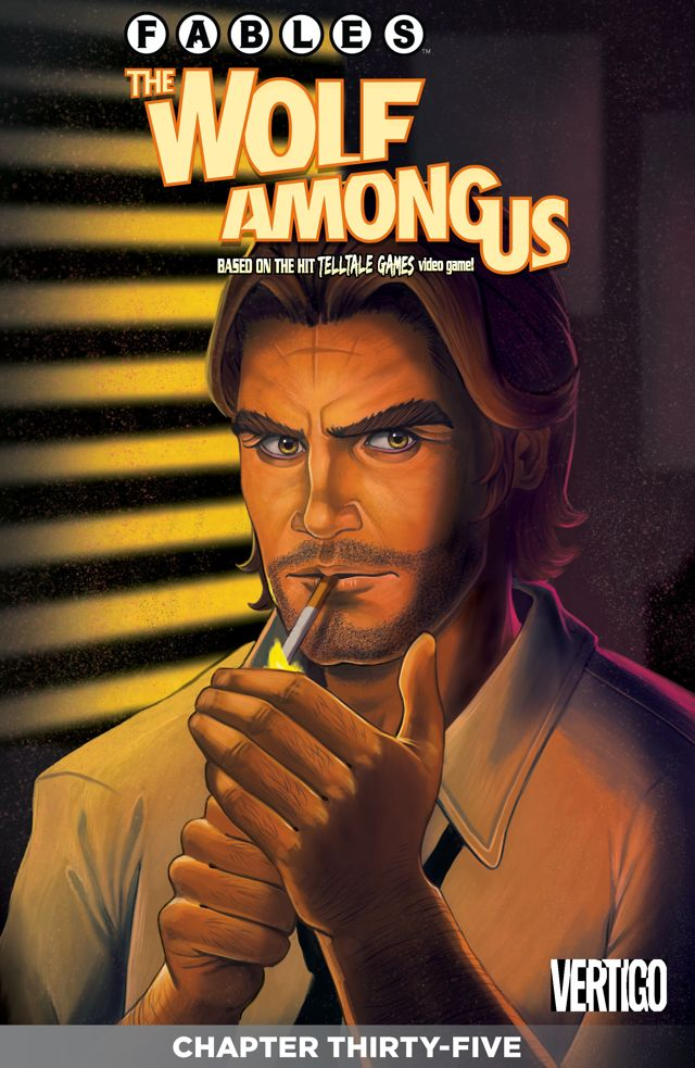 Fables – The Wolf Among Us #35