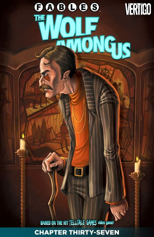 Fables – The Wolf Among Us #37