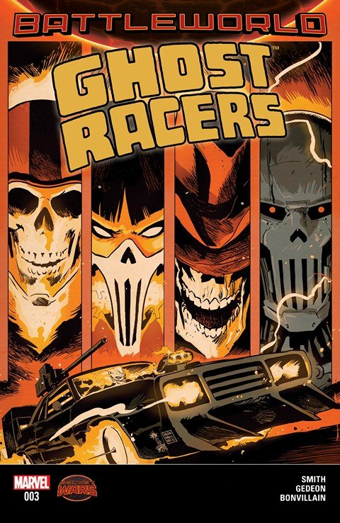 Ghost Racers #3