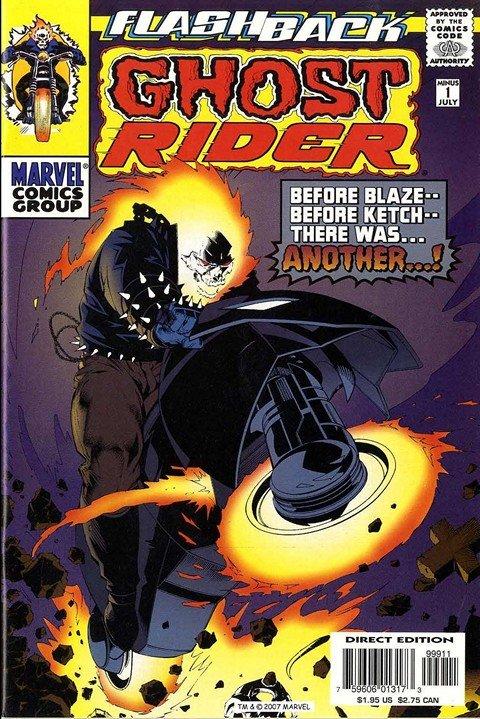 Ghost Rider Vol. 2 #1 – 94 (1990-1998)