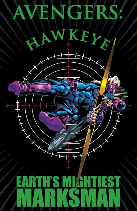 Hawkeye – Earth's Mightiest Marksman