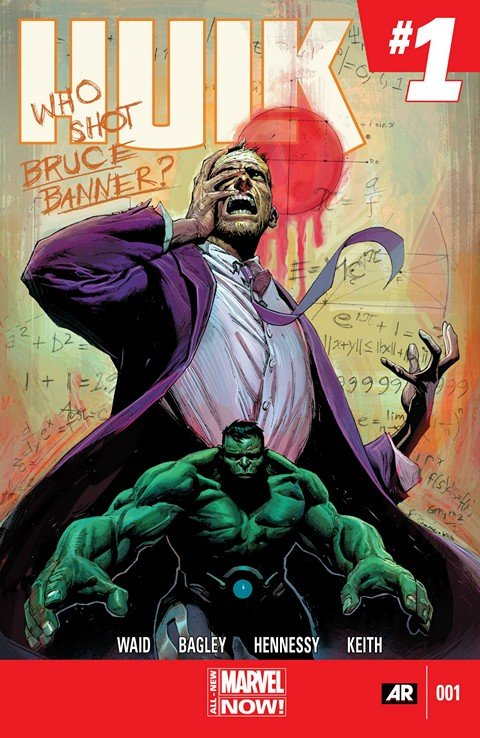 Hulk Vol. 3 #1 – 16