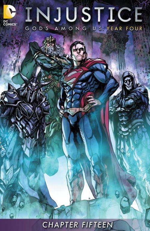 Injustice – Gods Among Us – Year Four #15