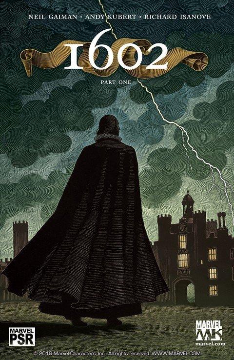 Marvel 1602 #1 – 8