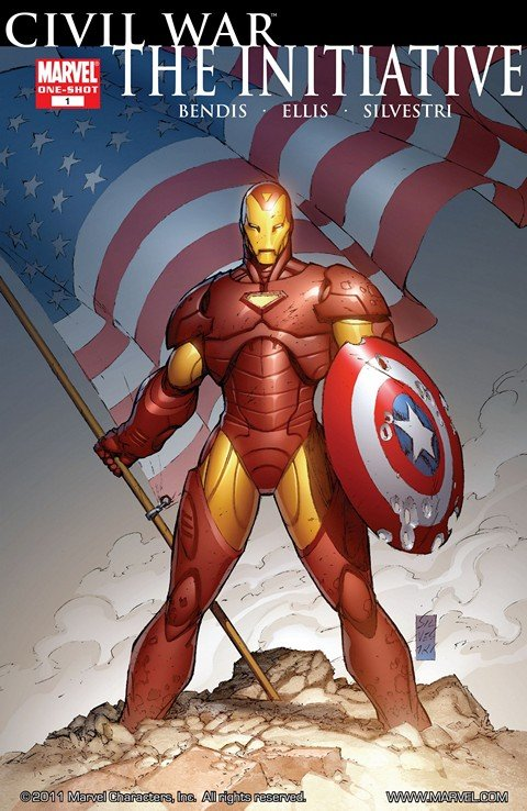 Marvel's Civil War – One-Shots Collection