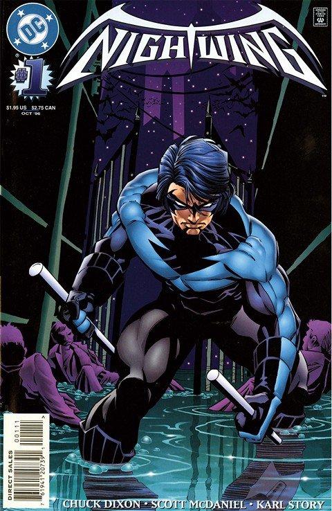 Nightwing Vol. 2 #1 – 153 + Annuals (1996-2009)