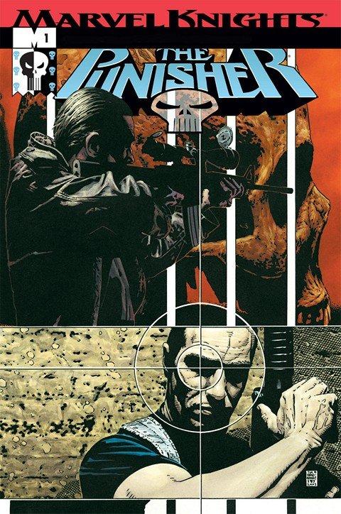 Punisher Vol. 3 #1 – 37