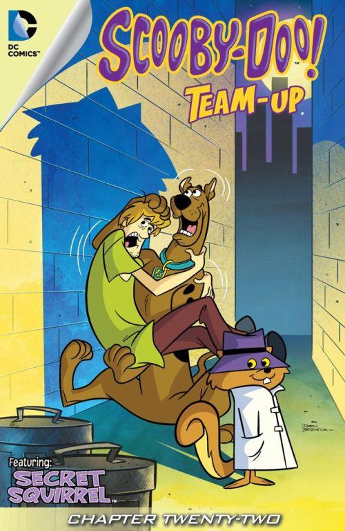 Scooby-Doo Team-Up #22