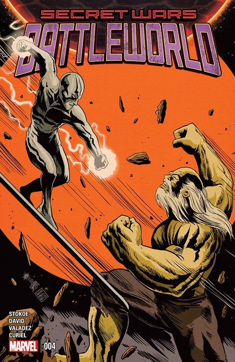 Secret Wars – Battleworld #4