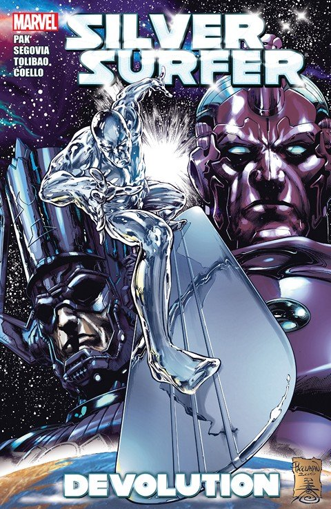Silver Surfer – Devolution