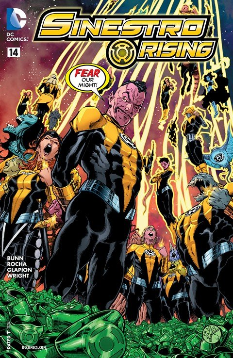 Sinestro #14