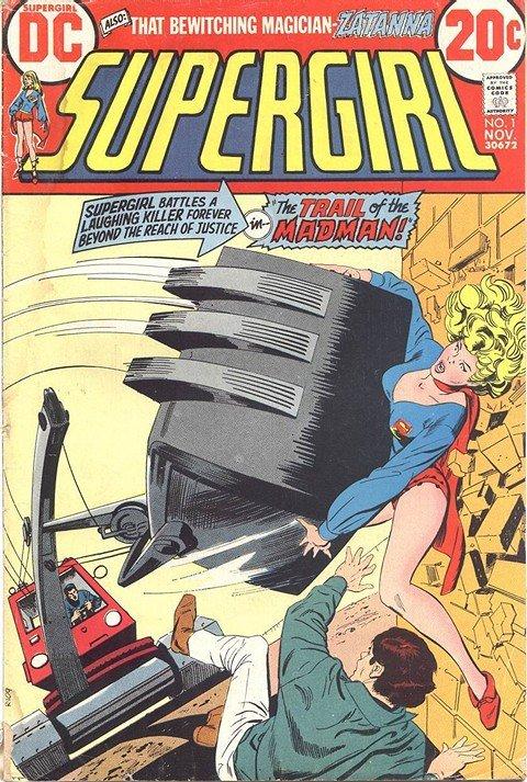 Supergirl Vol. 1 #1 – 10