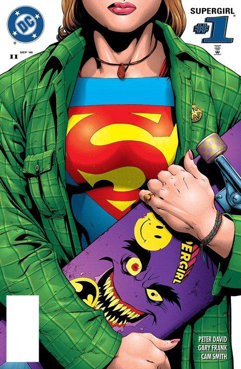 Supergirl Vol. 4 #1 – 80 + Annuals (1996-2003)