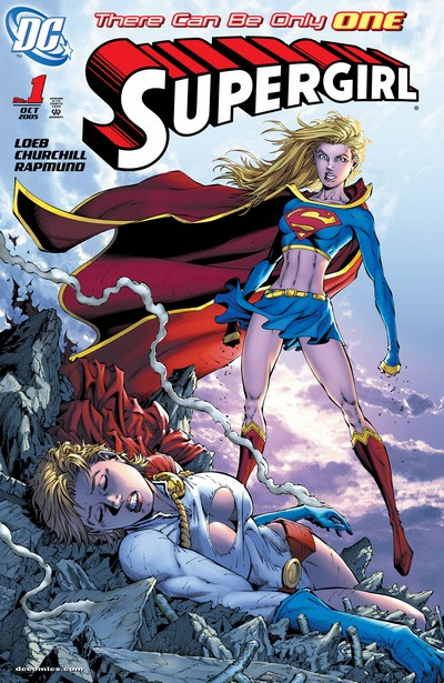 Supergirl Vol. 5 #0 – 67 (2005-2011)