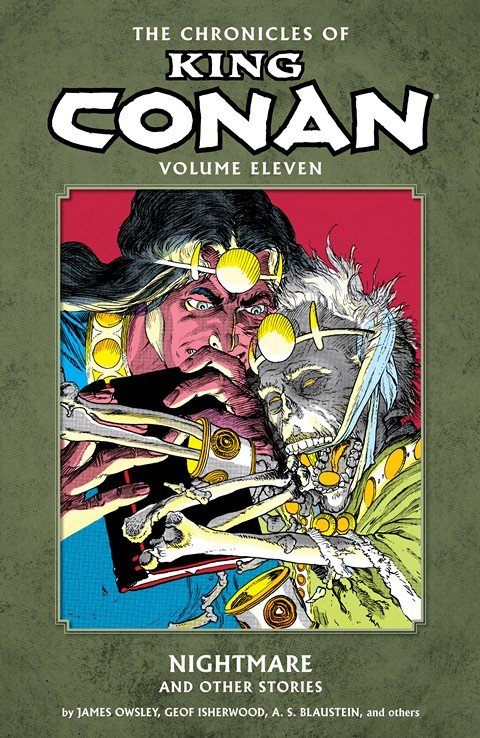 The Chronicles of King Conan Vol. 1 – 11