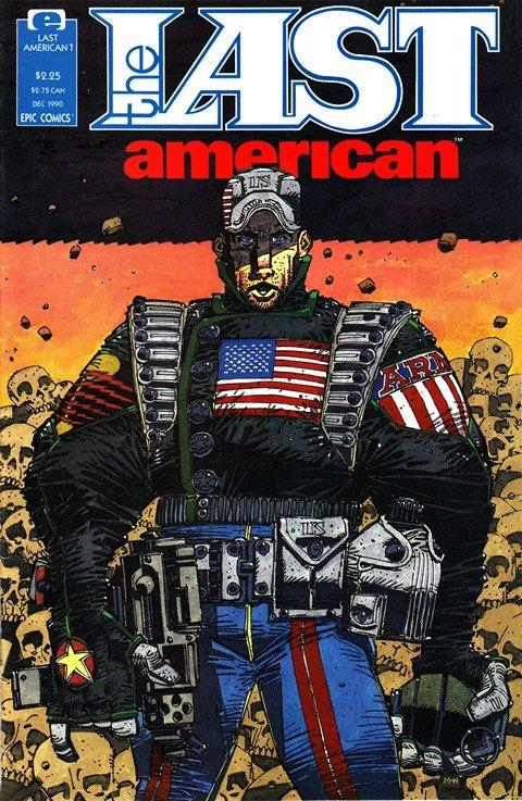 The Last American #1 – 4