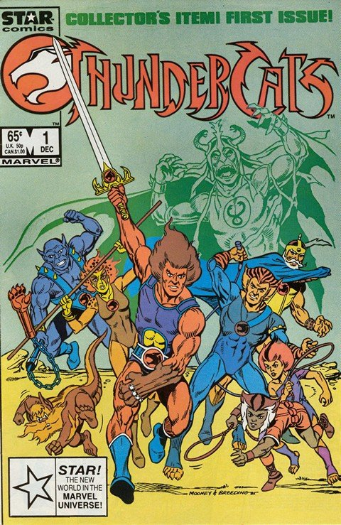 Thundercats (Collection) (1985-2017)