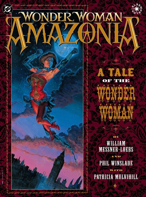 Wonder Woman – Amazonia