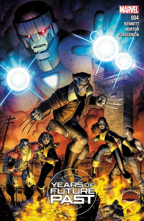 Years of Future Past #4