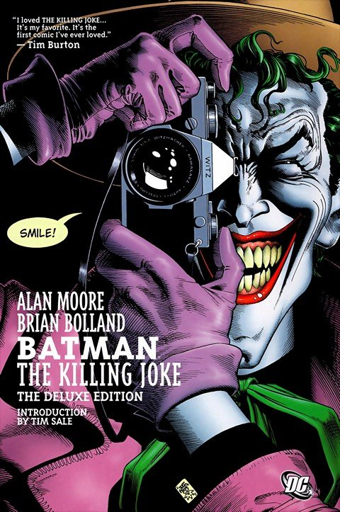 Alan Moore's Comic (Ultimate Collection)