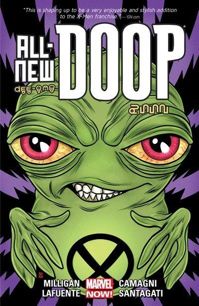 All-New Doop #1 – 5 + TPB (2014)