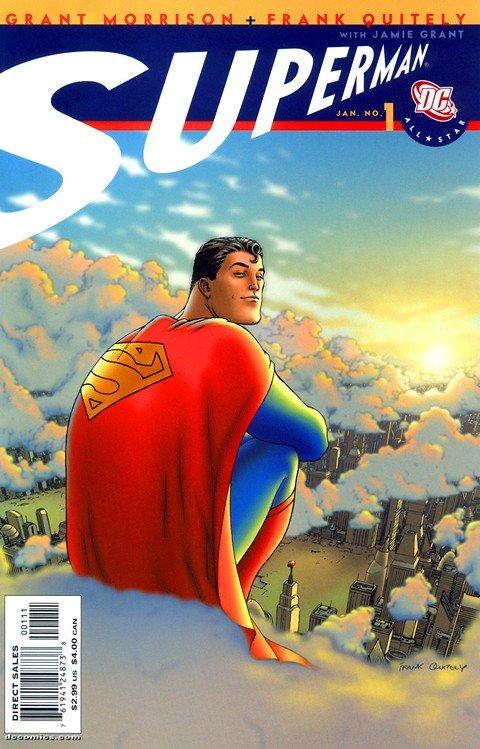All Star Superman #1 – 12