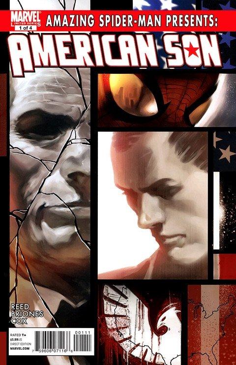 Amazing Spider-Man Presents – American Son #1 – 4