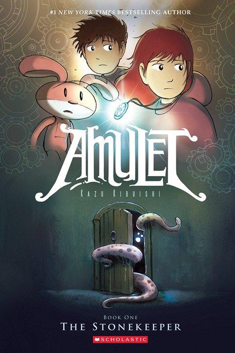 Amulet Vol. 1 – 7 (2008-2016)
