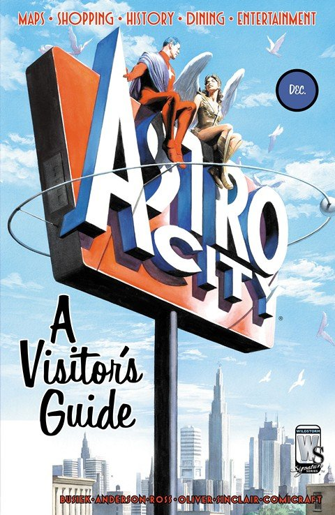 Astro City – A Visitor's Guide
