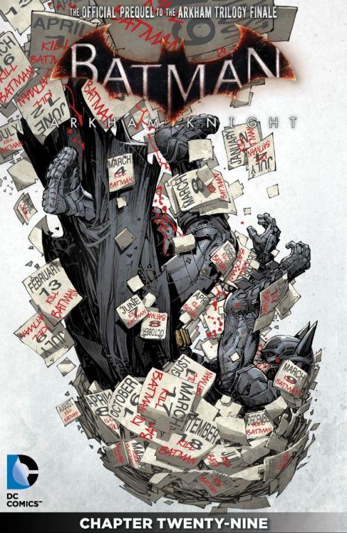 Batman – Arkham Knight #29