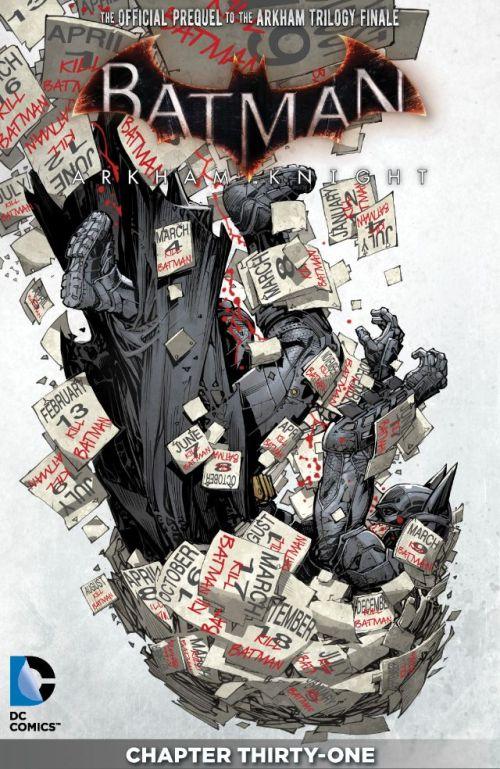 Batman – Arkham Knight #31