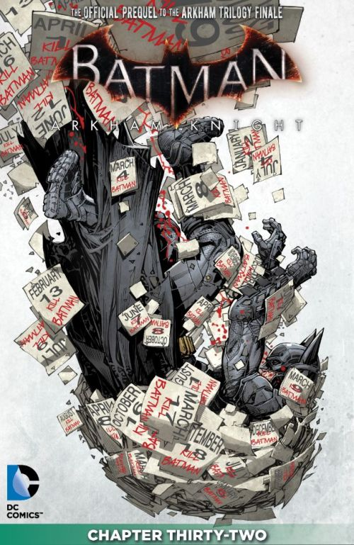 Batman – Arkham Knight #32