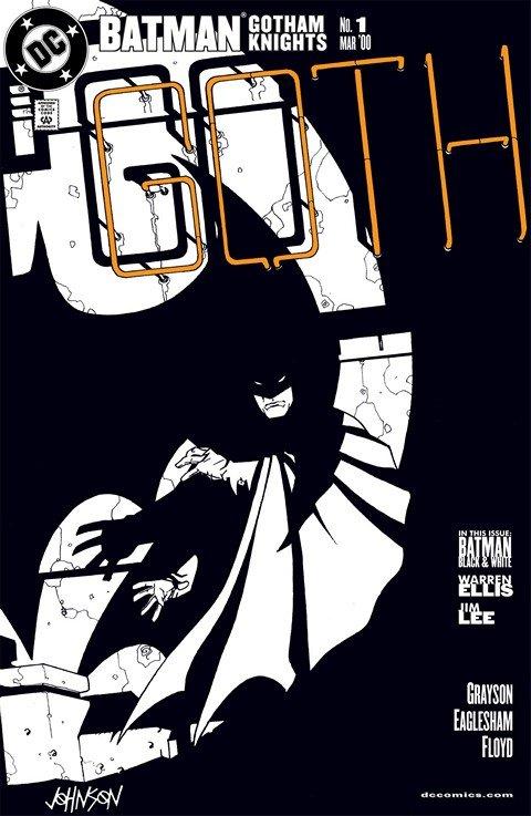 Batman – Gotham Knights Vol. 1 #1 – 74