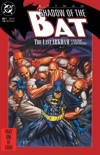 Batman – Shadow of the Bat #0 – 94 + Annuals (1992-2000)