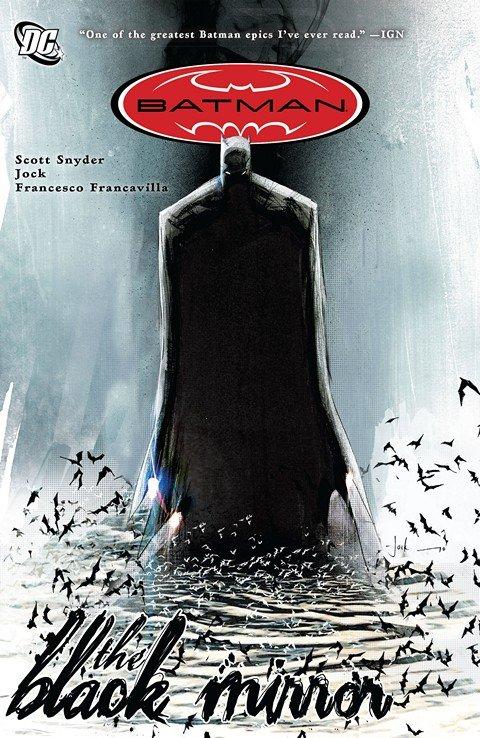 Batman – The Black Mirror (TPB) (2011)