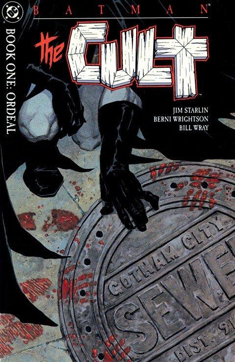 Batman – The Cult #1 – 4