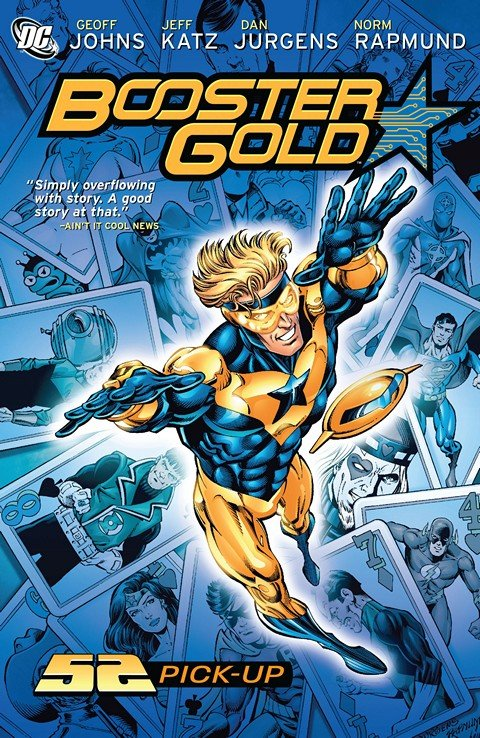 Booster Gold Vol. 1 – 6