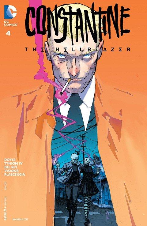 Constantine – The Hellblazer #4