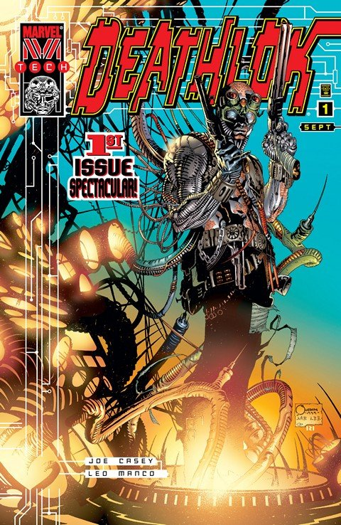 Deathlok Vol. 3 #1 – 11 (1999-2000)