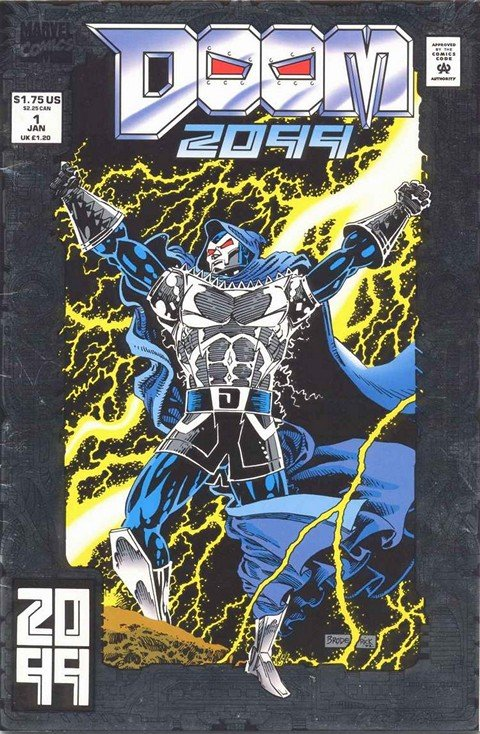 Doom 2099 #1 – 44 + World of Doom Special