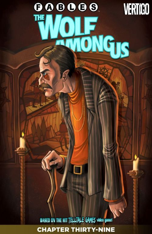 Fables – The Wolf Among Us #39