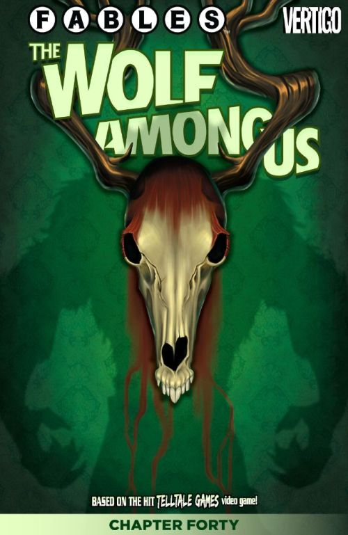 Fables – The Wolf Among Us #40