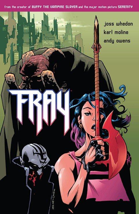 Fray (TPB) (2003)
