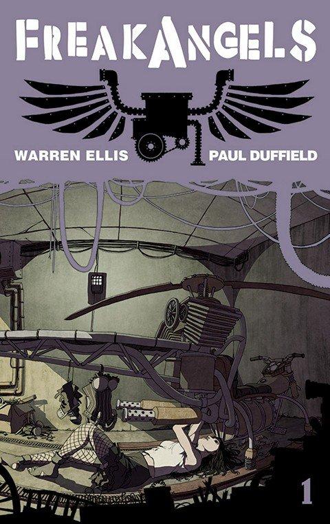 FreakAngels Vol. 1 – 6 (#1 – 144) (2008-2011)