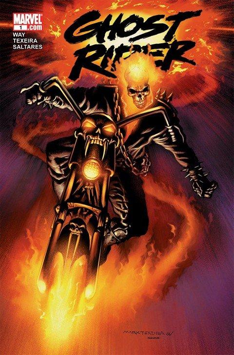 Ghost Rider Vol. 6 #1 – 35