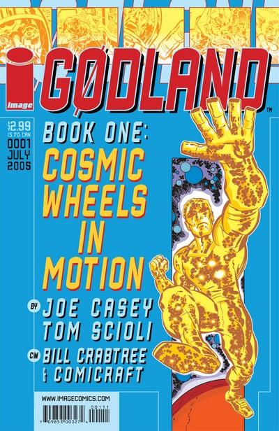 Godland #1 – 36 + Finale (2005-2013)