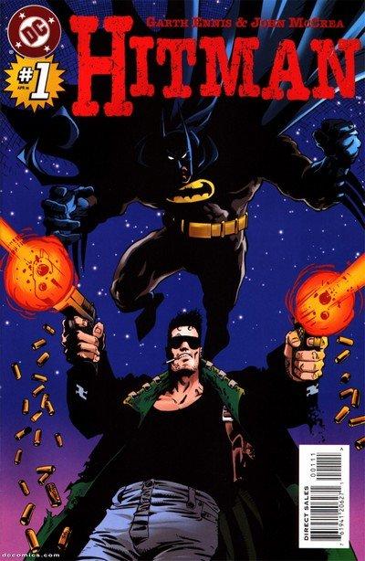 Hitman #1 – 60 + Annual + Extras (1996-2001)