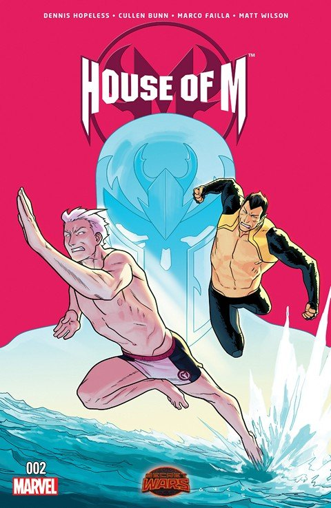 House of M #2