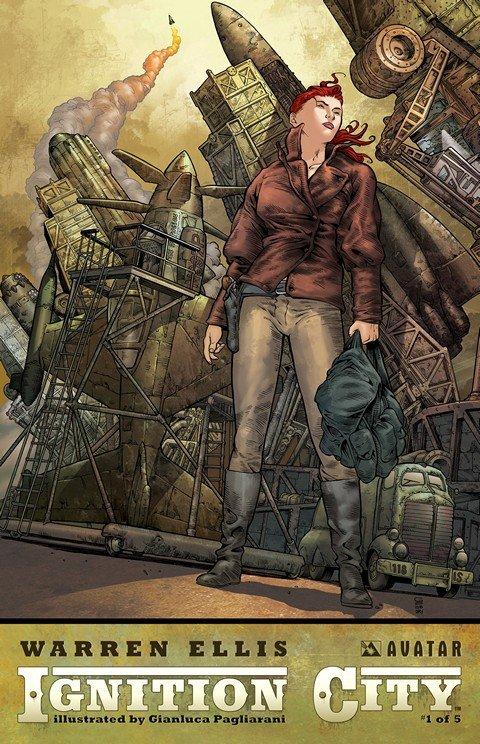 Ignition City #1 – 5 (2009)