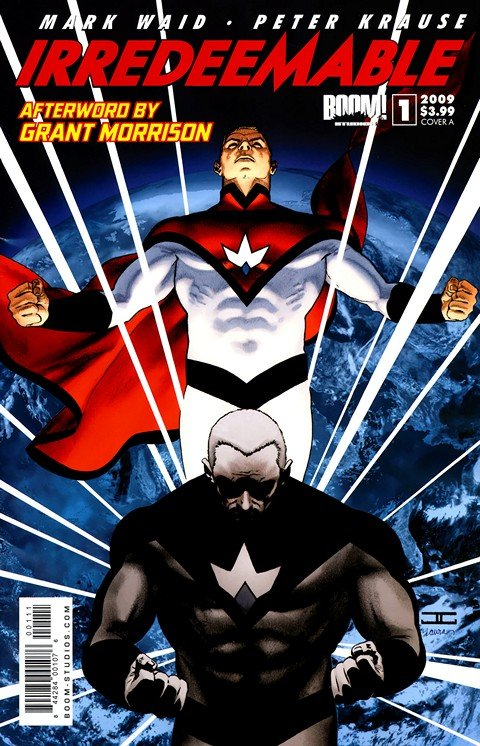 Irredeemable (#1 – 37 + Extra) & Incorruptible (#1 – 30)